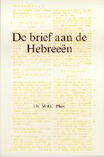 De brief aan de Hebreeën Book Cover