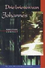 Drie brieven van Johannes (Bijbelstudie compact) Book Cover